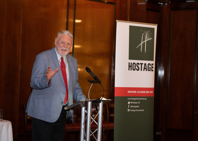 Celebrating an Evening with Terry Waite CBE