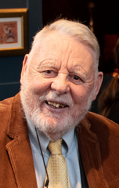 Question Time with co-founders Terry Waite & Carlo Laurenzi